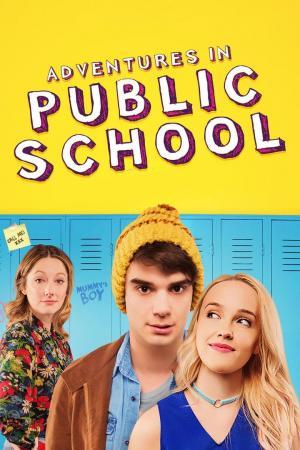 affiche Adventures in Public School