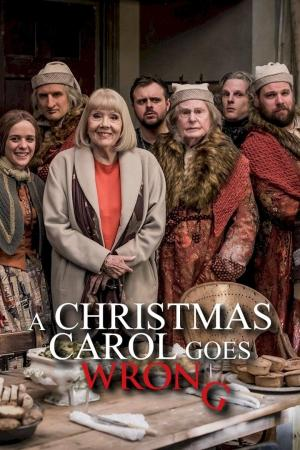 affiche A Christmas Carol Goes Wrong