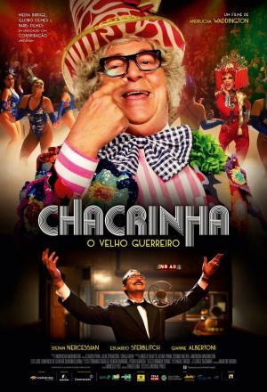 affiche Chacrinha: O Velho Guerreiro