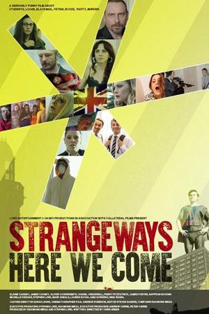 affiche Strangeways Here We Come