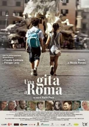 affiche Una gita a Roma