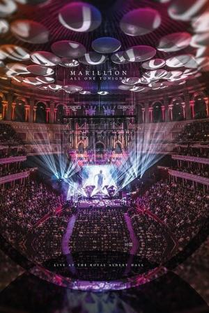 affiche Marillion: All One Tonight - Live At The Royal Albert Hall