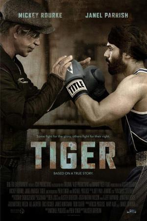 affiche Tiger