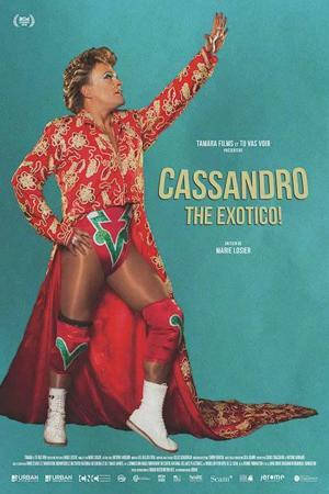 affiche Cassandro, the Exotico!