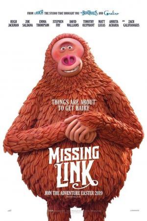 affiche Missing Link