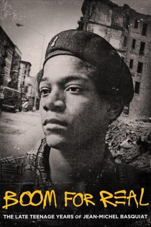 affiche Basquiat, un adolescent à New York