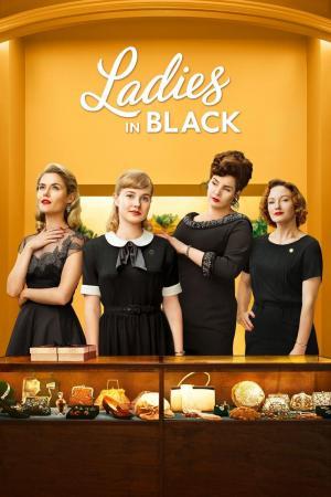 affiche Ladies in Black