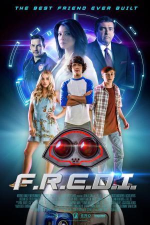 affiche Mission Robot : F.R.E.D.I.