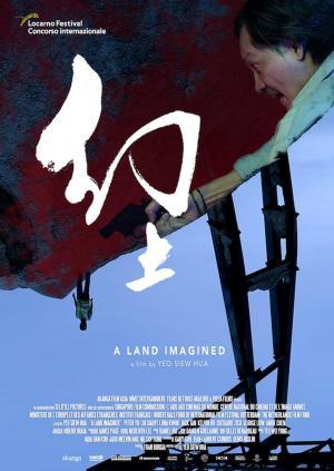 affiche A Land Imagined