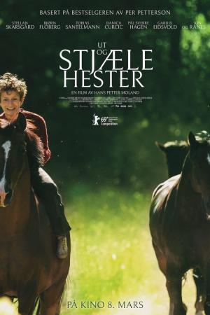 affiche Out stealing horses