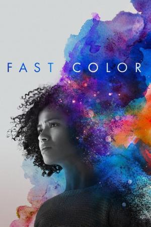 affiche Fast Color