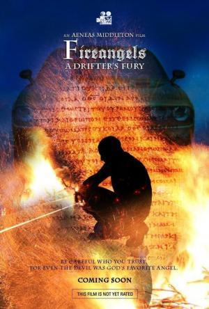 affiche Fireangels: A Drifter's Fury