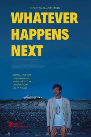 affiche Whatever Happens Next