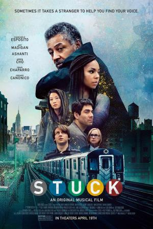 affiche Stuck