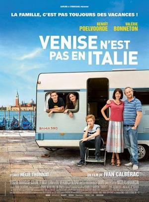 affiche Venise n'est pas en Italie
