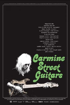 affiche Carmine Street Guitars