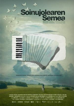 affiche Le Fils de l'accordéoniste