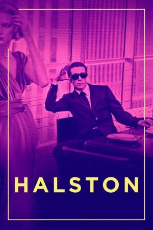 affiche Halston