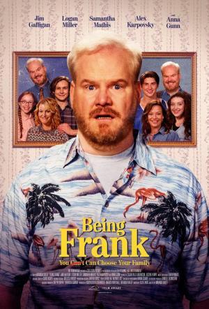 affiche Being Frank