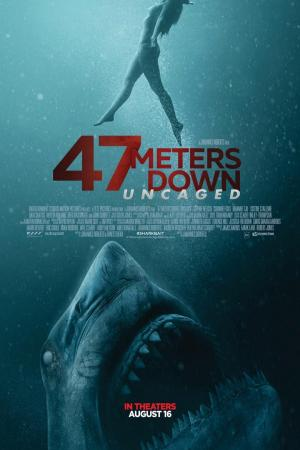 affiche 47 Meters down : The next Chapter