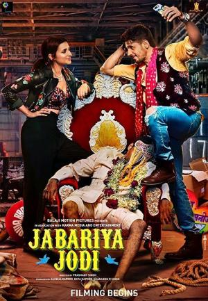 affiche Jabariya Jodi