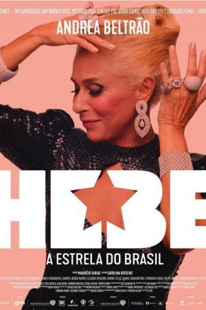 affiche Hebe - A Estrela do Brasil