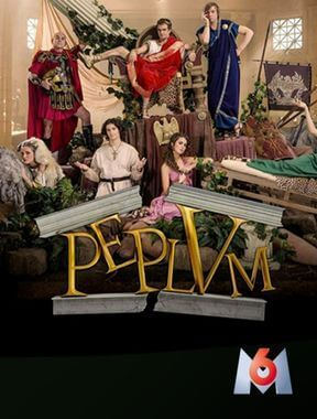 affiche Peplum: la folle histoire du mariage de Cléopâtre