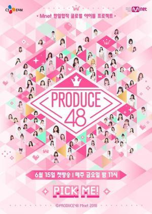 affiche Produce 48 Final