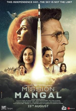 affiche Mission Mangal
