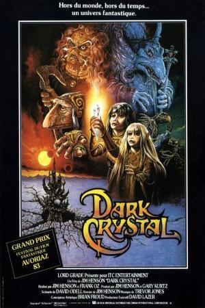 affiche Dark crystal