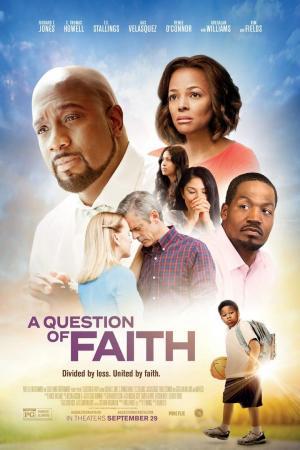affiche A Question of Faith