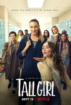 affiche Tall Girl