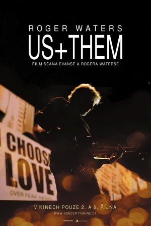affiche Roger Waters : Us + Them