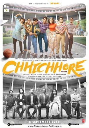 affiche Chhichhore