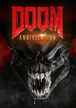 affiche Doom : Annihilation