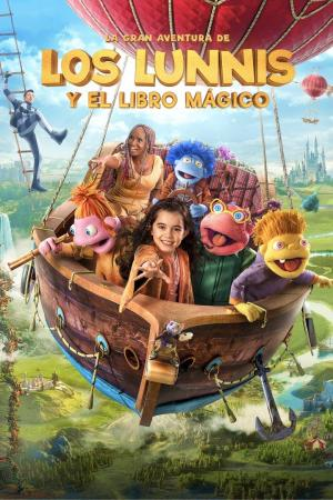 affiche Les Lunnis et leurs aventures magiques