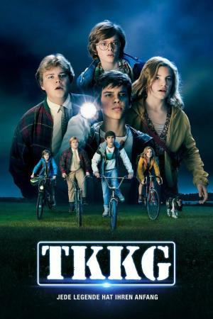 affiche TKKG