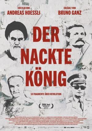 affiche Der nackte König - 18 Fragmente über Revolution