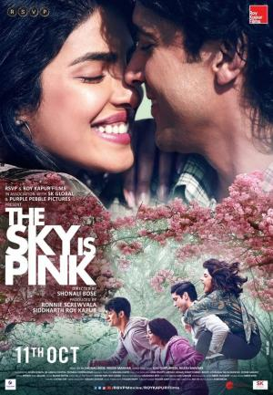 affiche The Sky Is Pink