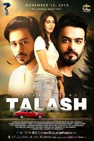 affiche Talash