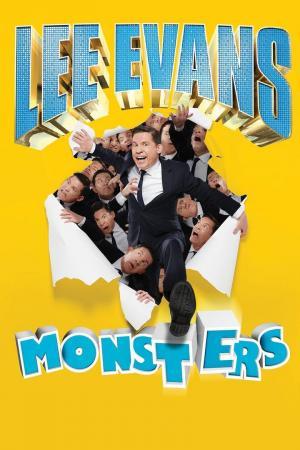 affiche Lee Evans: Monsters