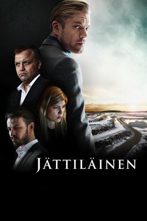 affiche Jättiläinen