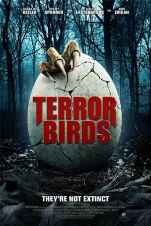 affiche Terror Birds