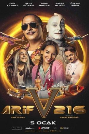 affiche Arif V 216