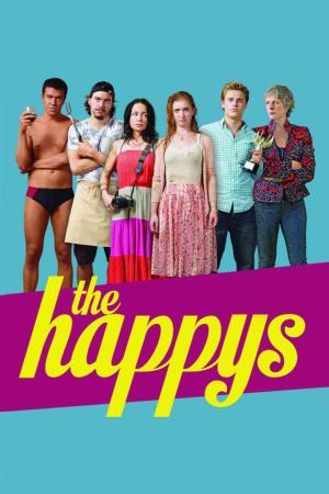 affiche The Happys