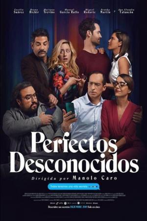 affiche Perfectos desconocidos