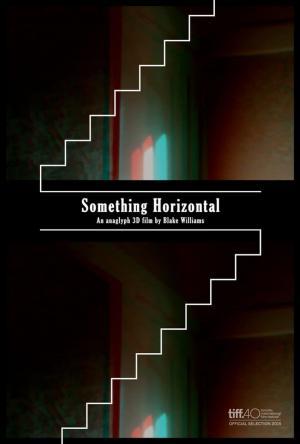 affiche Something Horizontal