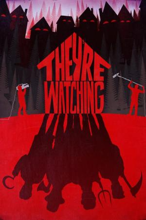 affiche They're Watching