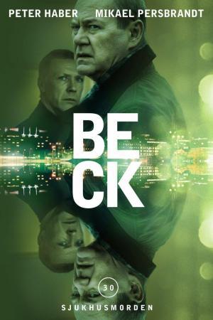 affiche Beck 30 - Sjukhusmorden
