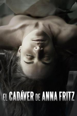 affiche El cadáver de Anna Fritz
